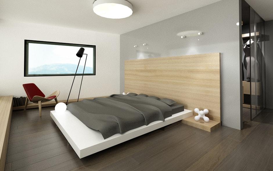 pogled spalnica