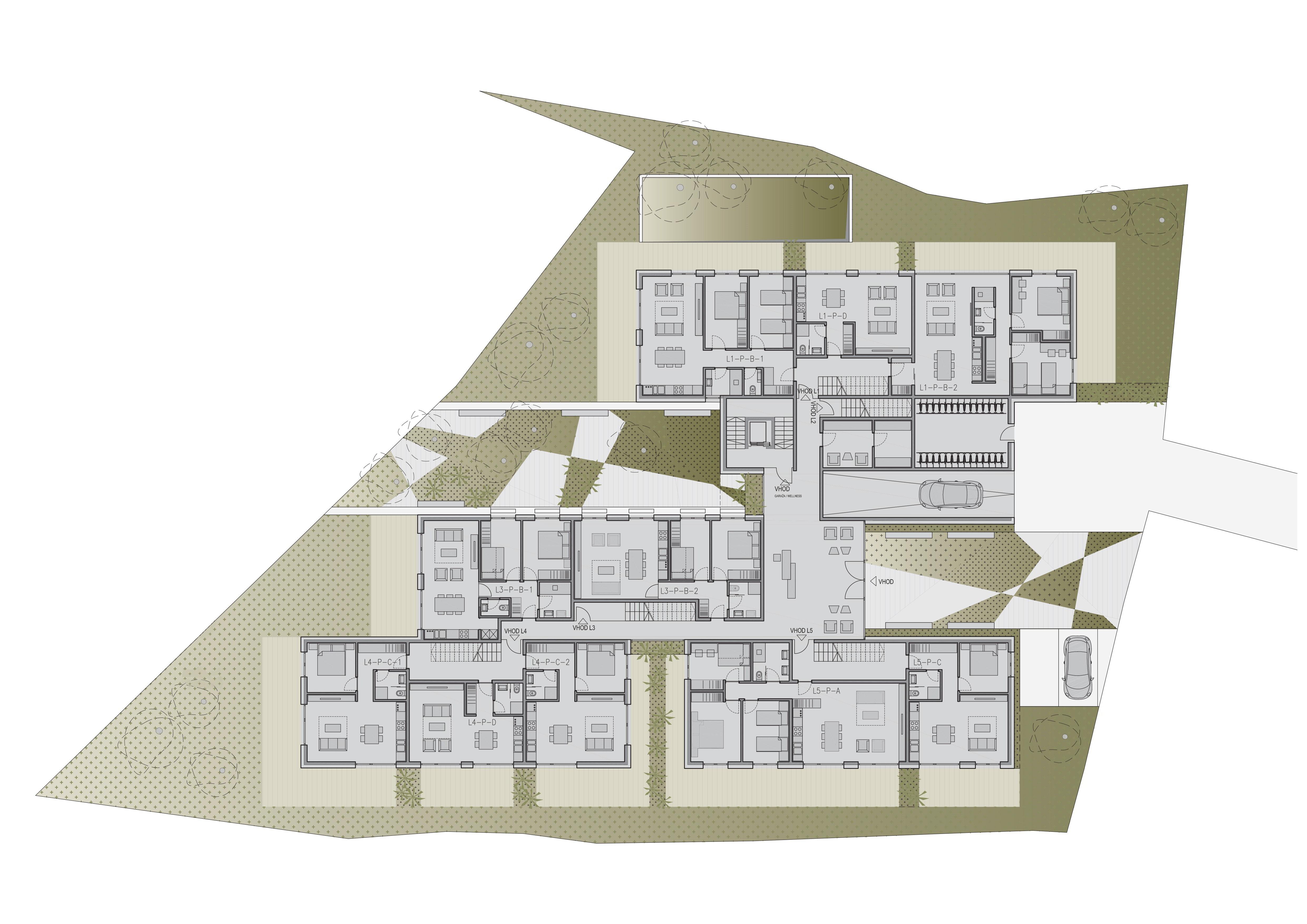 256-16-HOTEL BOHINJ - knjigica